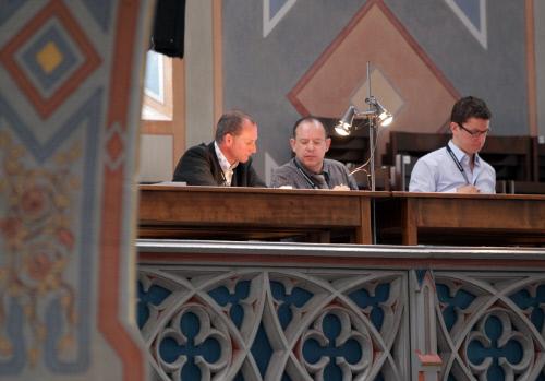 EMF 2011: Die Jury